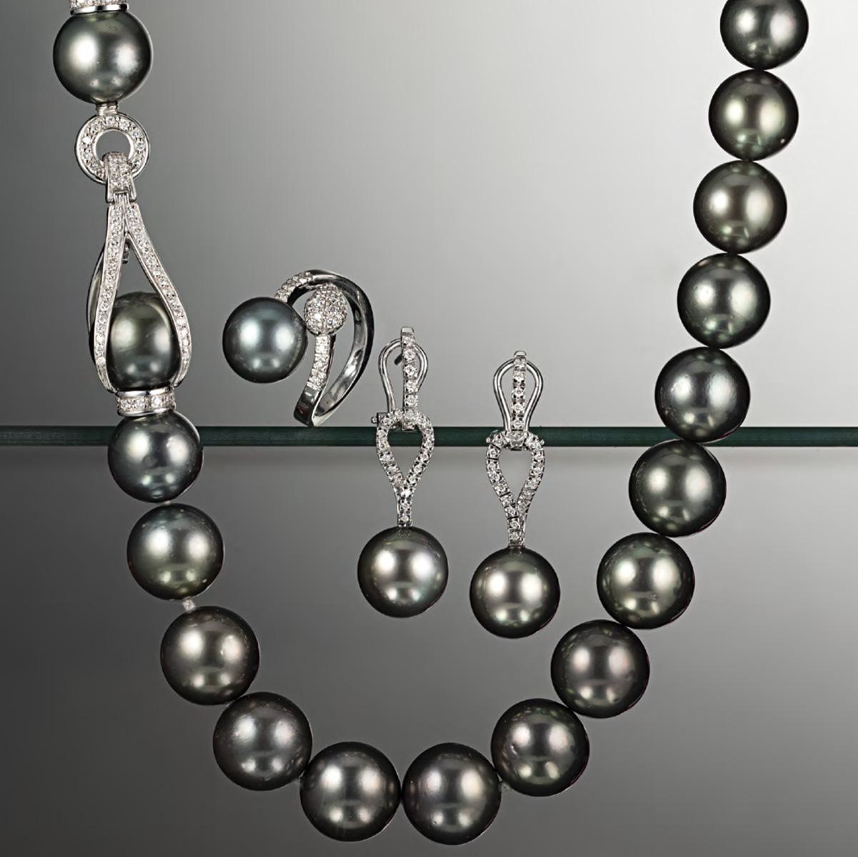 Perle Tahiti - Tahitian Pearls