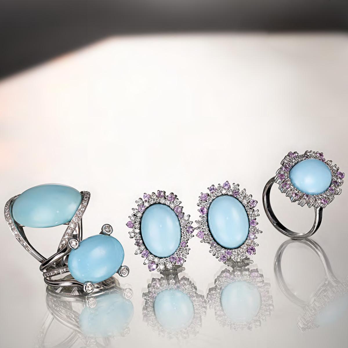Gioielli Turchese - Turquoise jewels
