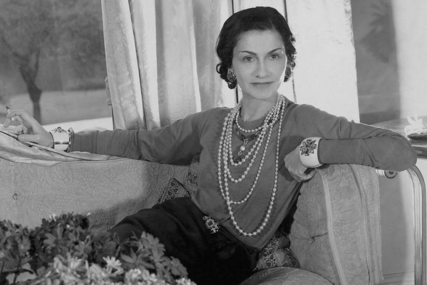 I fili di perle di Coco Chanel