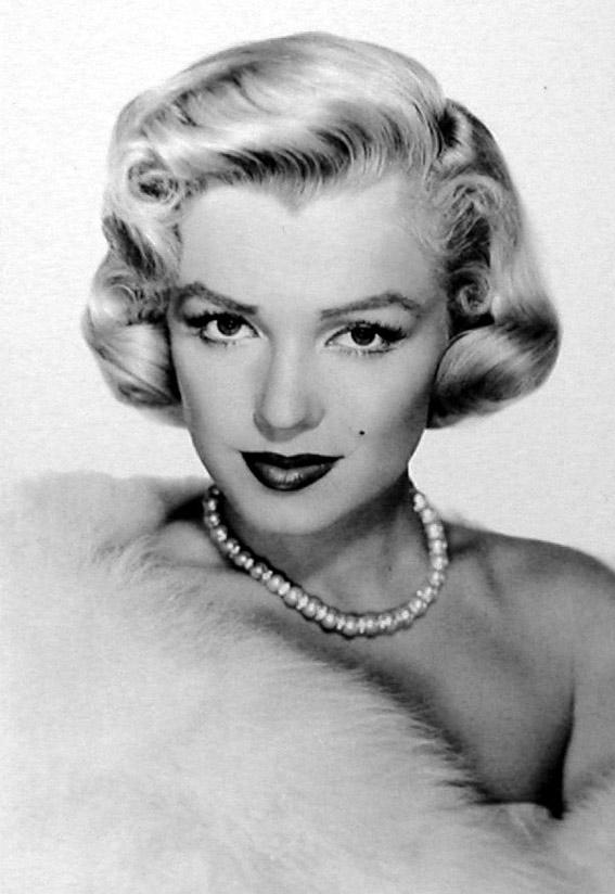La collana di perle Akoya di Marilyn Monroe
